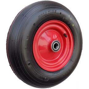 Bantamové kolo na kovovém disku 4.80/4.00-8 DELI, 400 mm, 300 kg