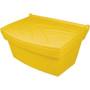 Nádoba na posypový materiál 300 l žlutá