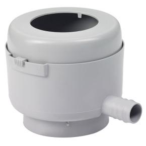 GRAF Sběrač dešťové vody s filtrem šedý