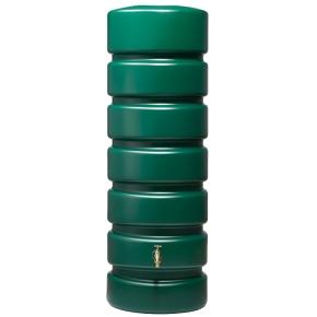 Plastová nádrž na dešťovou vodu Classico 650 l zelená