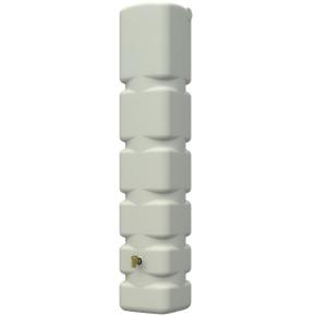 Plastová nádrž na dešťovou vodu Svelte 300 l písková