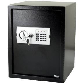 Digitální trezor G21 GA-E45, černý