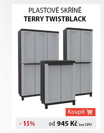 Terry TwistBlack
