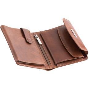 ADK dámská peněženka Paramaribo hnědá 0d075f1e7e0