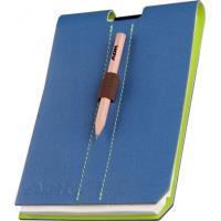 ADK desky Finta A6 modro-zelené