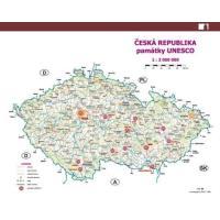 ADK Infomapy - zajímavosti ČR A5, sada