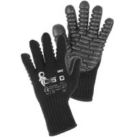 Antivibrační rukavice Amet vel. 10