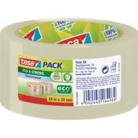 Balicí páska EcoLogo průhledná silně lepivá, 6 ks