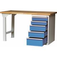 Dílenský pracovní stůl PROFI 4