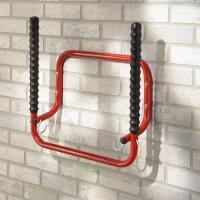 Držák jízdních kol - pro 2 kola stěnový