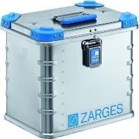 Hliníková přepravní bedna Eurobox objem 27 litrů