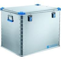 Hliníková stohovatelná bedna Eurobox objem 239 litrů