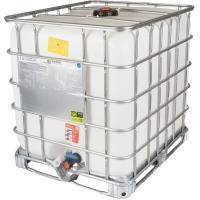 IBC kontejner 1000 L UN EX - repasovaný, paleta ocel