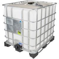 IBC kontejner IBC REPAS 1000 L ocelová paleta