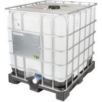 IBC kontejner MAUSER IBC 1000 L UN- nový, plastová paleta