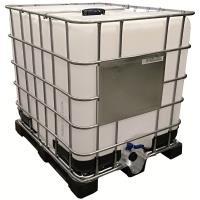 IBC kontejner nový s UN 1000L, plastová paleta, 150/50