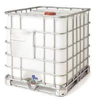 IBC kontejner REKO 1000 L - repasovaný, paleta ocel/plastová