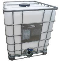 IBC kontejner REKO 1000L, kovová paleta, 225/50