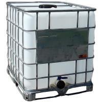IBC kontejner REKO 1000L, kovová paleta, 225/80