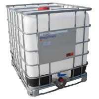 IBC kontejner REPAS 1000 l, kovová paleta, DN 50mm