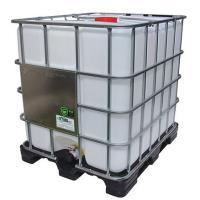 IBC kontejner REPAS 1000 L paleta ocel/plastová