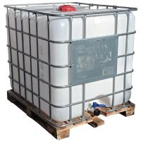 IBC kontejner repasovaný 1000 l bez UN, dřevěná paleta