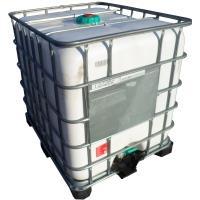 IBC kontejner SCHÜTZ 1000 l repasovaný bez UN, plastová paleta