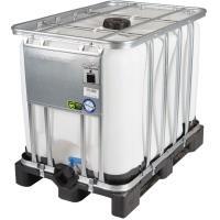 IBC kontejner WERIT IBC 600 L UN - nový, plastová paleta