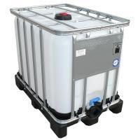 IBC kontejner WERIT STANDARD 650 l s plastovou paletou