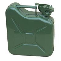 Kanystr kovový na PHM 5 l zelený