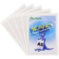 Kapsa A5 Kang Easy Load permanentní TARIFOLD čirá