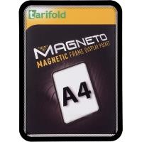 Kapsa Magneto A4 magnetická TARIFOLD černá