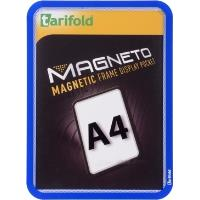 Kapsa Magneto A4 magnetická TARIFOLD modrá