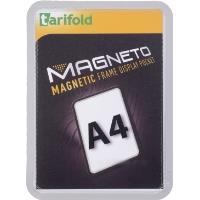 Kapsa Magneto A4 magnetická TARIFOLD stříbrná