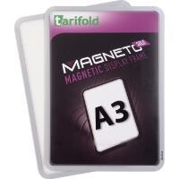 Kapsa Magneto SOLO A3 magnetická TARIFOLD stříbrná- 2 ks