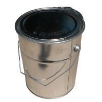 Kbelík plechový EDE s kovovým držadlem 5 L