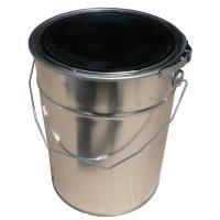 Kbelík plechový s kovovým držadlem 10 l