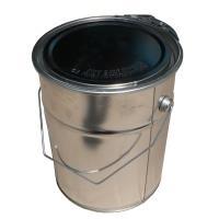 Kbelík plechový s kovovým držadlem 5 l