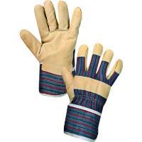 Kombinované pracovní rukavice ZORO WINTER vel. 9
