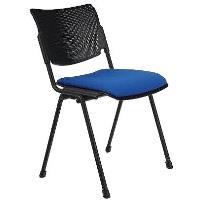 Konferenční židle MIA čalouněná