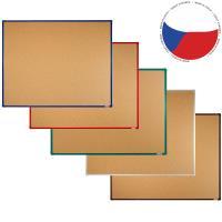 Korková tabule BoardOK 150x120cm