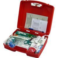 Kufr první pomoci malý, náplň Standard