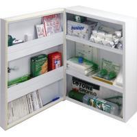 Lékárnička kovová střední + náplň VÝROBA
