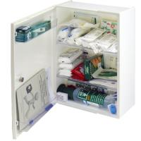 Lékárnička plastová nástěnná + náplň ELEKTRO