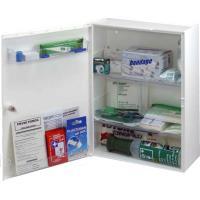 Lékárnička plastová nástěnná + náplň SKLAD - OBCHOD