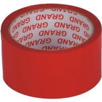 Lepící páska 50mm x 66m, červená