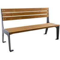Litinová lavička Linderhof