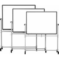 Magnetická tabule pojízdná BASIC 120x90cm