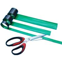 Magnetický pásek 15x600mm, zelený