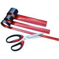 Magnetický pásek 30x600mm, červený